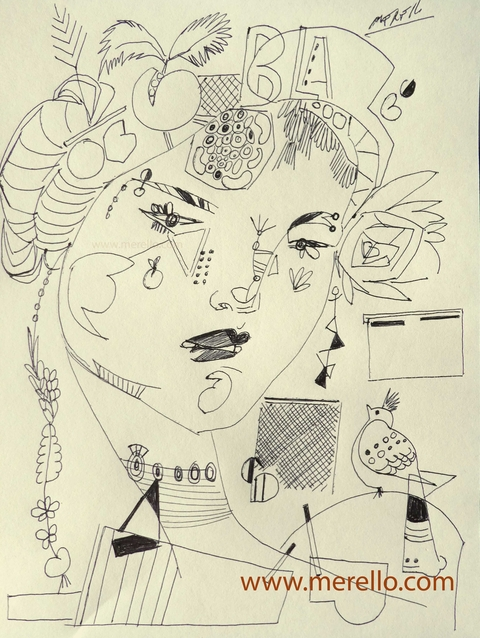 CONTEMPORARY-ART.-jose-manuel-merello.-nature-woman.-ink-on-paper.jpg